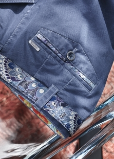 chino détail paisley liberty