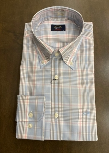 PAUL & SHARK CHEMISE À CARREAUX, 315$